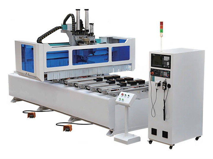 5/6-Side Woodworking CNC Router Machine Center for Wooden Furniture