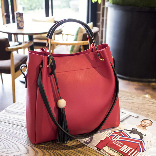 Bucket Leather Bags PF6557