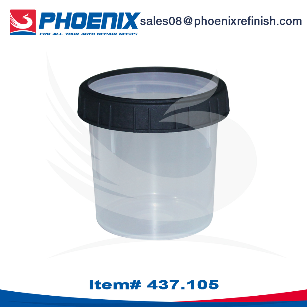 437.105 Cup&Collar for Auto Painting/Cup Paint system