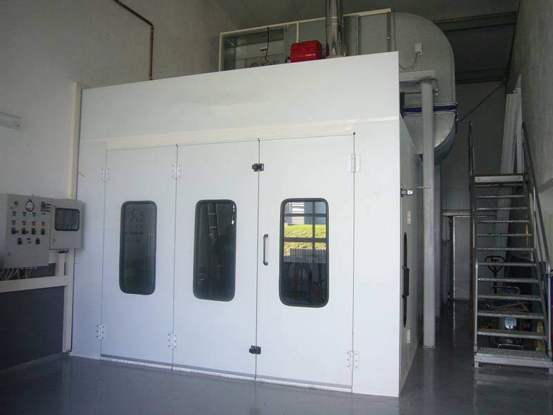 Customized Economic Paint Room Spray Booth
