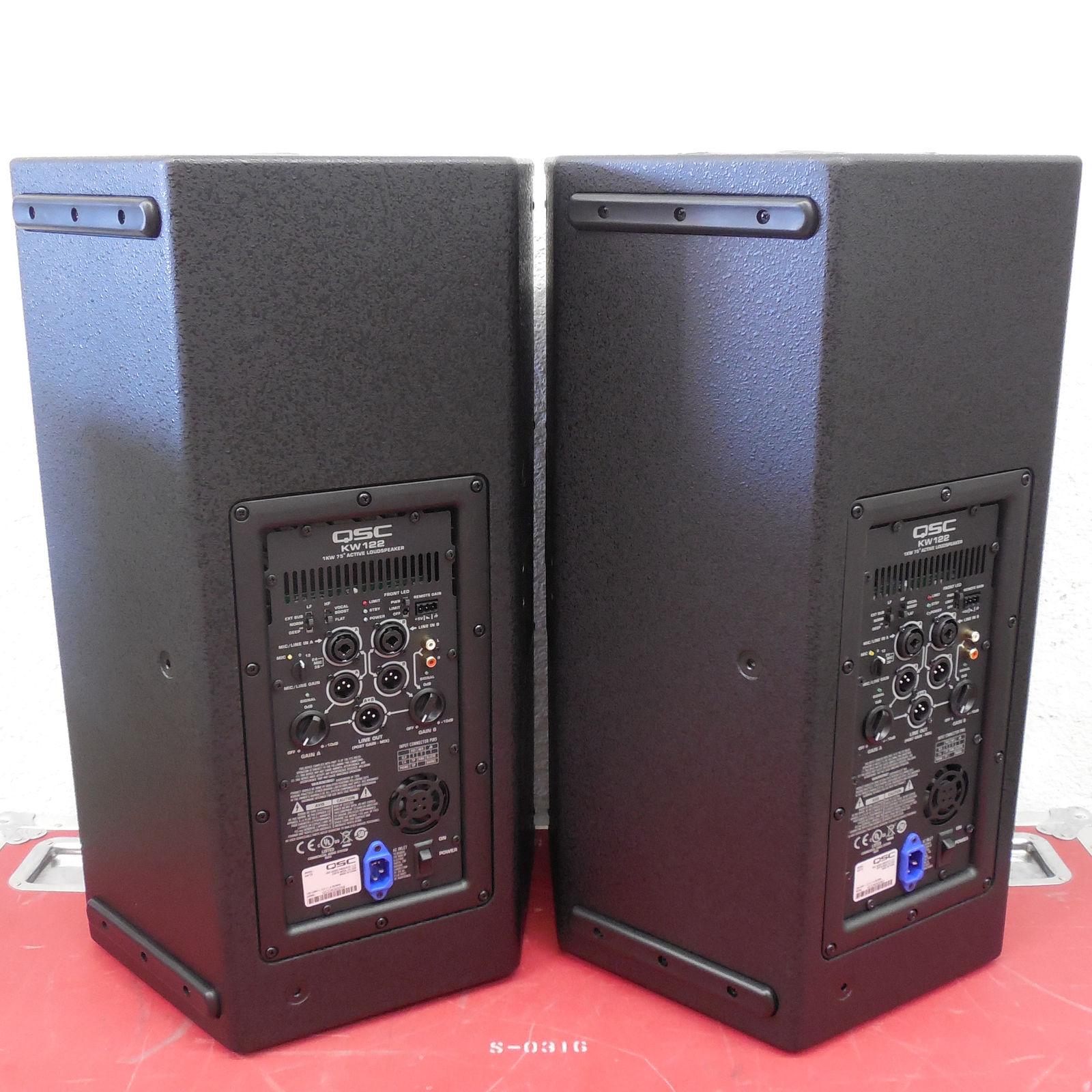 QSC K12 2-Way 12 Inch Active Loudspeaker