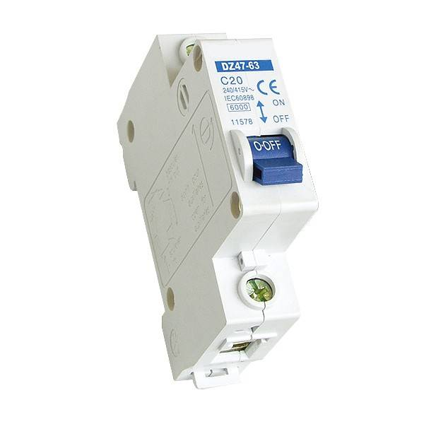 C45n (DZ47-63 MCB ) mini circuit breaker