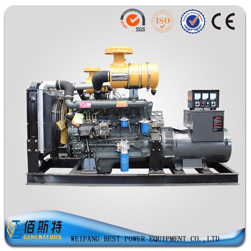 Factory Customized Diesel Generator Set 75KW
