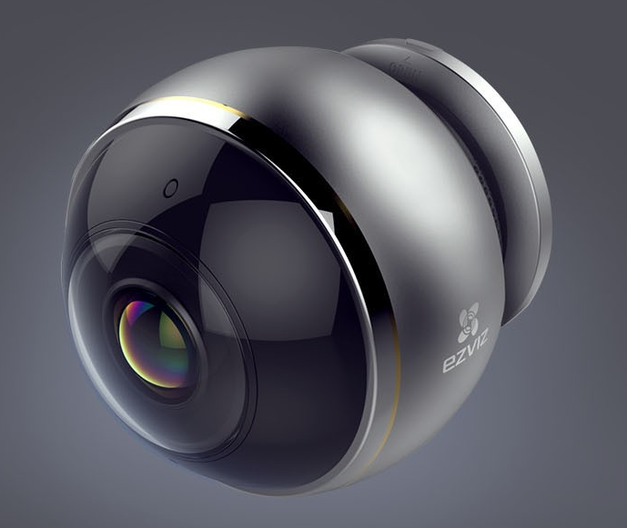 C6P Panoramic Internet camera / 3 million Super High Detection