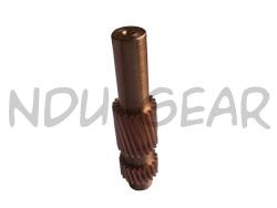 Helical Gear Electrode