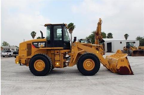 CAT 938H of 2009,Used Wheel Loader