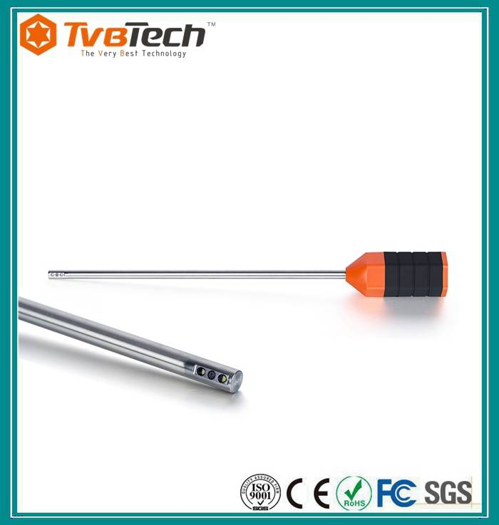 TVBTECH Wireless Side View Industrial Endoscope Cavity Wall Rigid Videoscope Borescope Camera Inspec