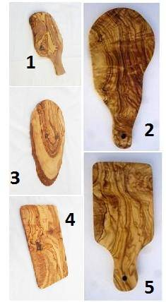 Olive Wood Cutting Board / Chopping Board