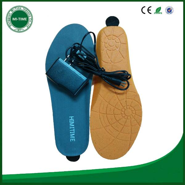 bluetooth warm insoles electric remote control