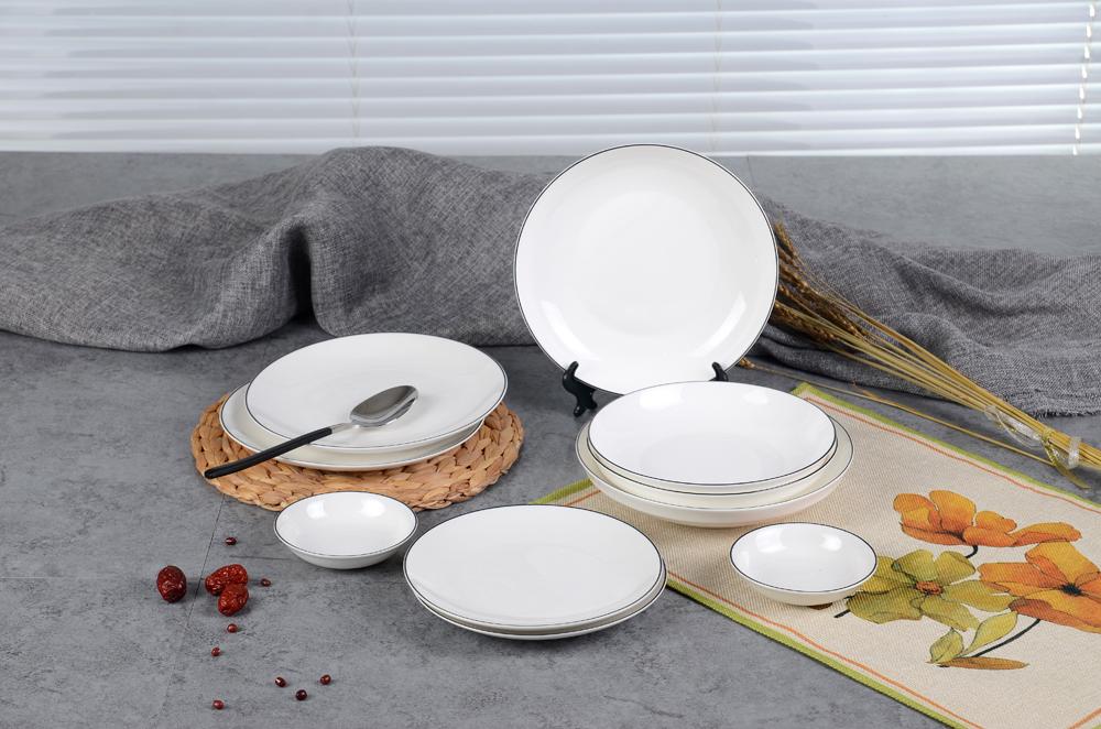 """7""""/8"""" Dinner plate Salad Plate"""