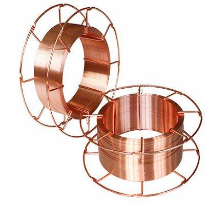 0.8mm Co2 protected ER70S-6 welding wire