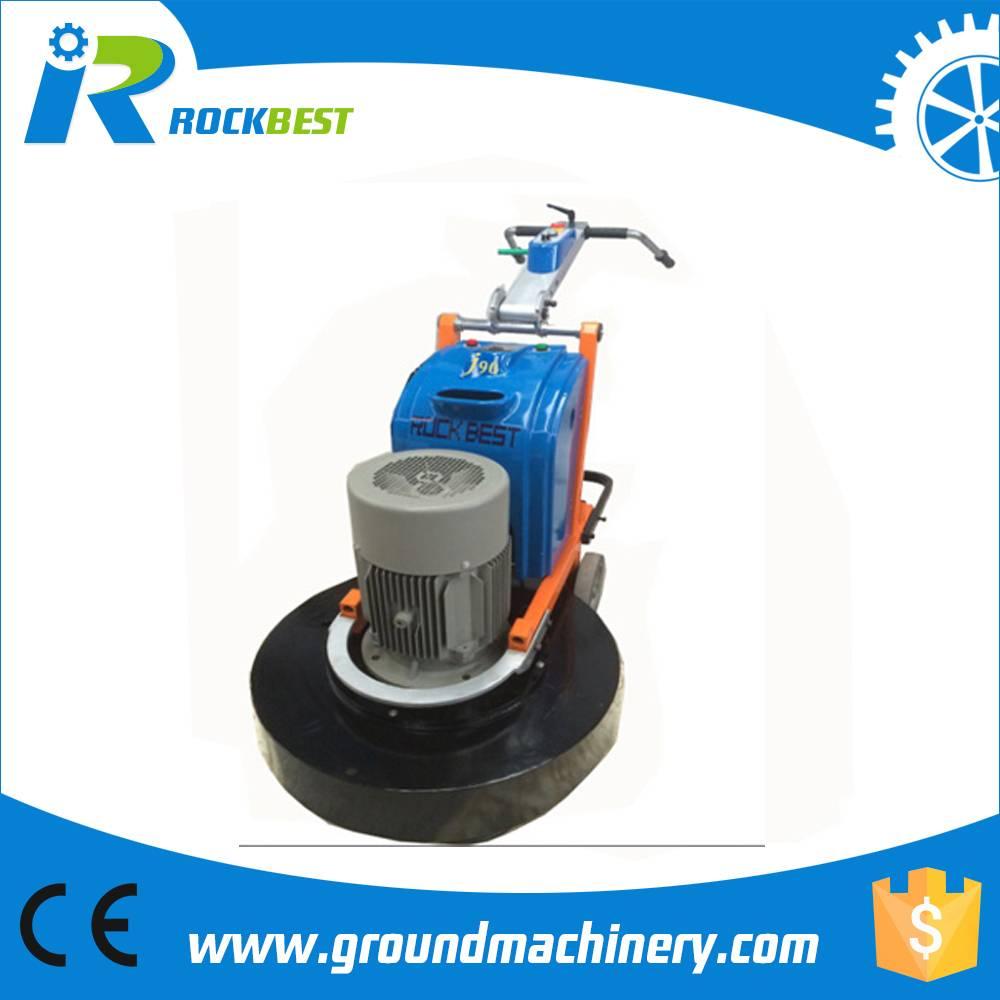 planetary concrete floor grinder