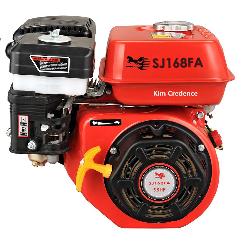 SJ168FAE 5.5hp GASOLINE ENGINE with high quality