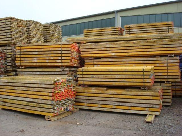 used Beam PERI Wall & Slab GT / VT wood beam