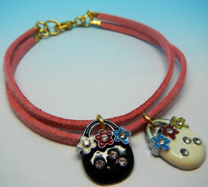fashion Korean velvet rope bracelets