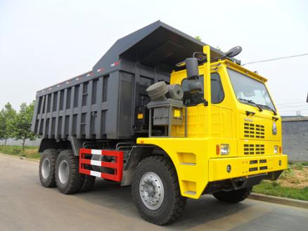 70T Minig Dump truck ZZ5707S3840AJ