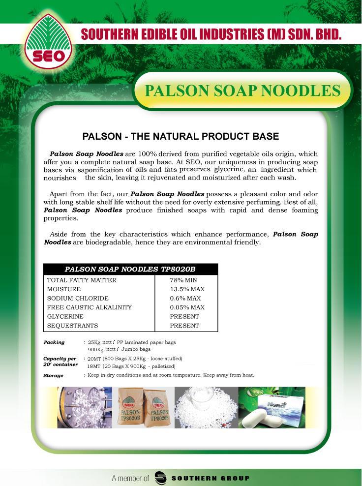 Palson Soap Noodles