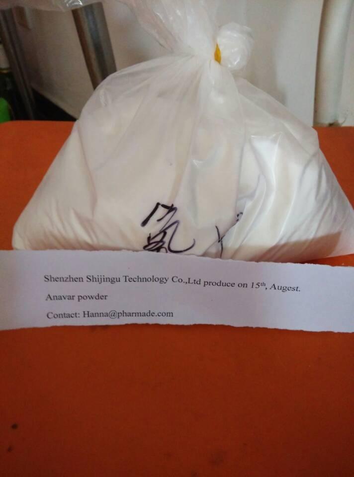 Buy anavar Oxandrolone powder for bodybuidling powder