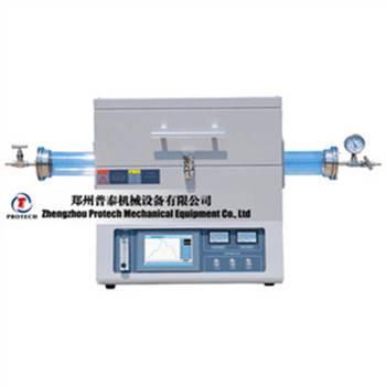 1200C lab vacuum tube furnace