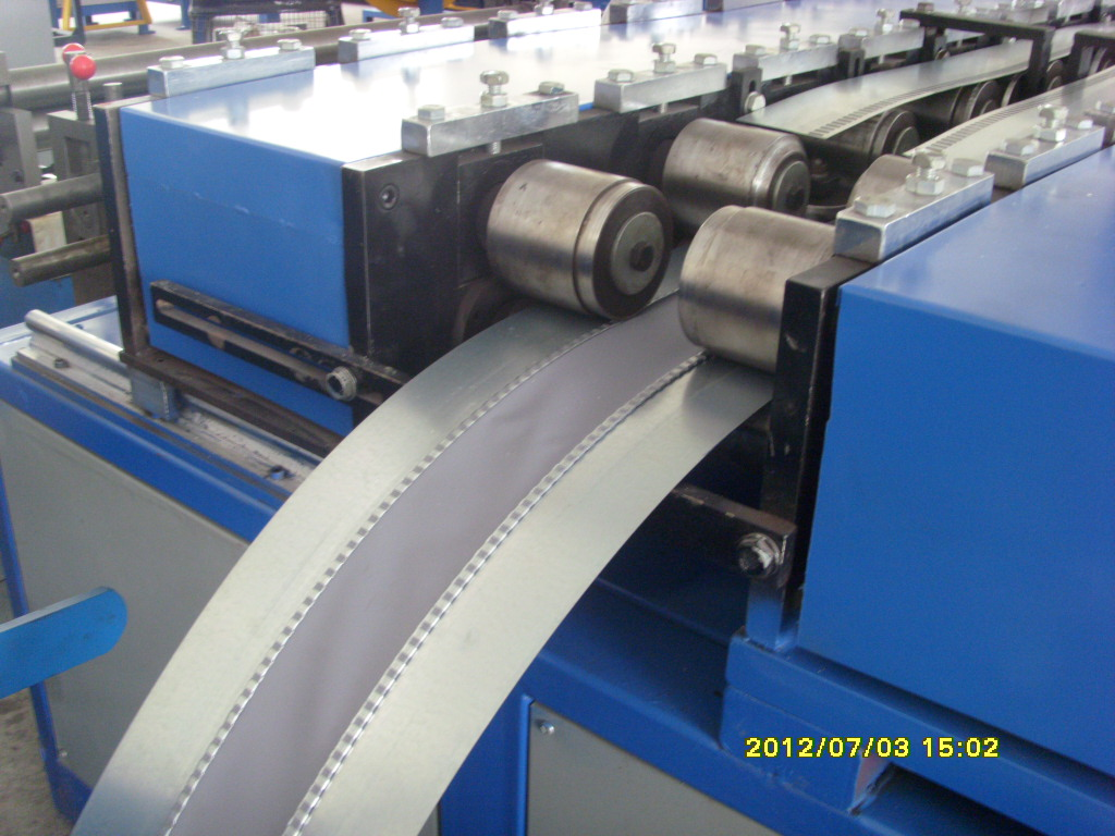 duct connector machine ATM-350
