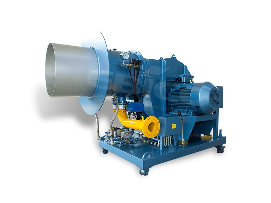 EBS-G Special Electronic Intelligent High Precision Burner for the Asphalt Mixing Plant