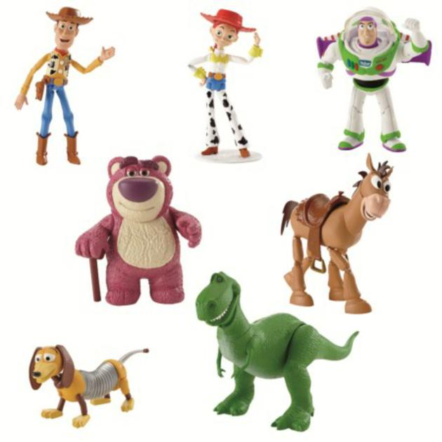 Toy story , plastic toy , licensed toy , plastic animal