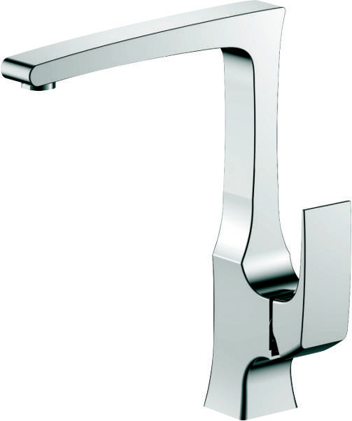 T type kitchen sink mixer wash basin faucet