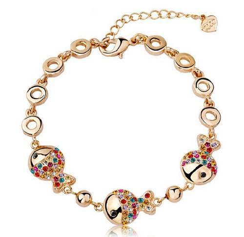 Latest Women Designs Genuine smart Bracelet for 2015 fashion jewelry