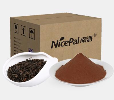 High quality Pu-erh ripe tea powder Pu-erh ripe tea powder for beverage