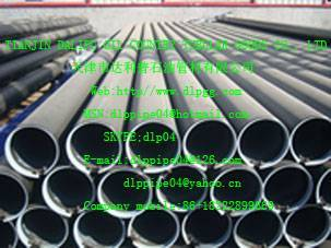 API 5L X56 ERW SCH40 STD STEEL PIPE