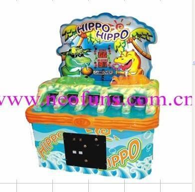 Hippo Hippo redemption machine