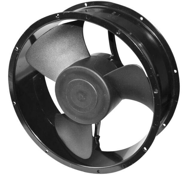 Dia 254*89mm Customized DC Axial Fan FDB25489-F 12/24/48V Two ball Bearing Cooling Fan