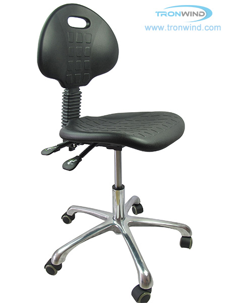 Lab Chair TL09, ESD Lab Chair, PU Chair, Laboratory Stool, Operating Chair, Technician Cha
