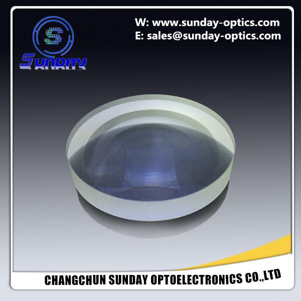 Optical meniscus lens lenses,bk7 glass,fused silica