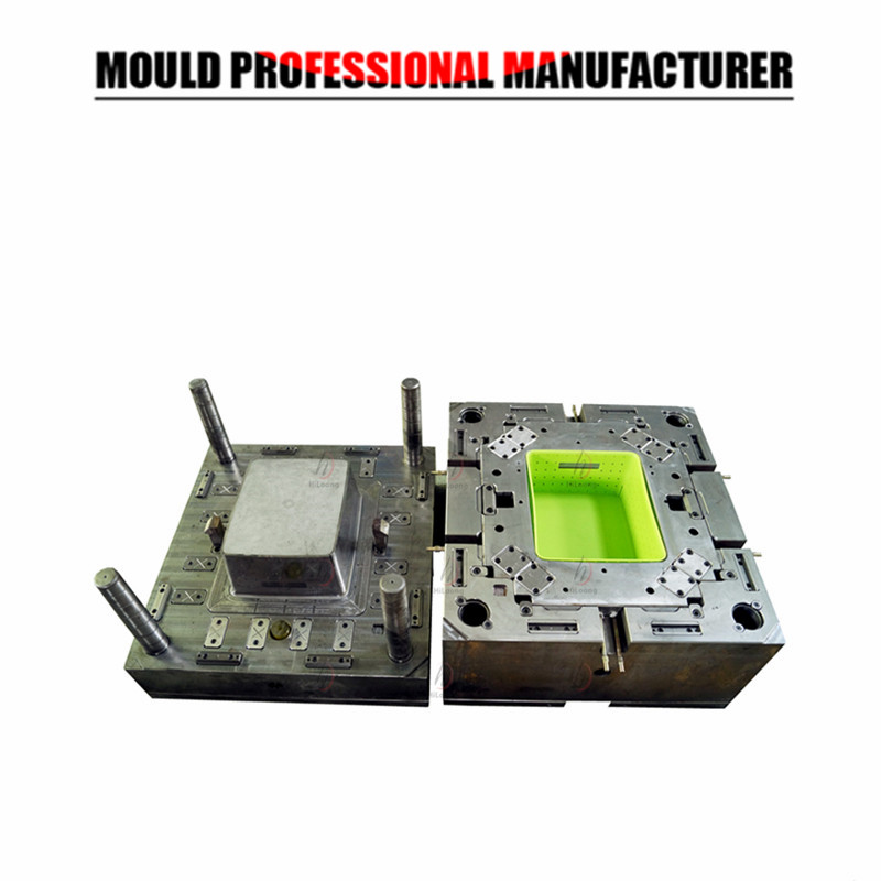 injection plastic mould collection basket mould