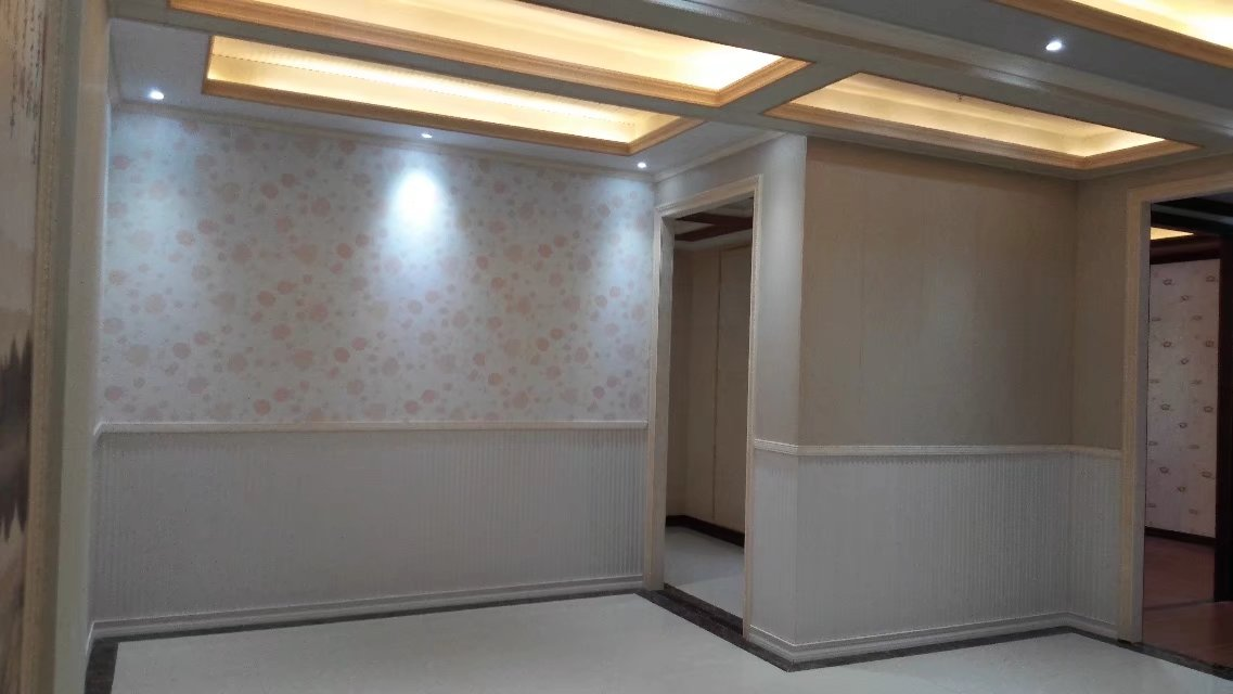 Condimea acoustic decorative wall covering with good thermal insulation