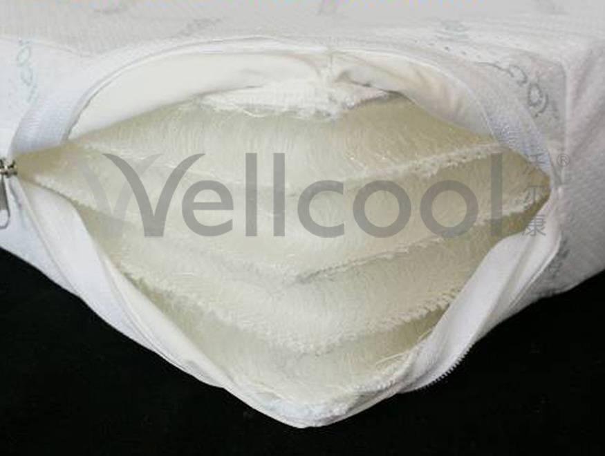 comfortable and clean 3d mesh cushion