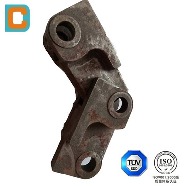 High qulity steel coupling forging fittings for machinery