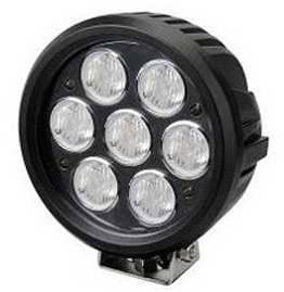 Hotsale 12v led work light 70W 7inch IP67 trucks/auto LED work light