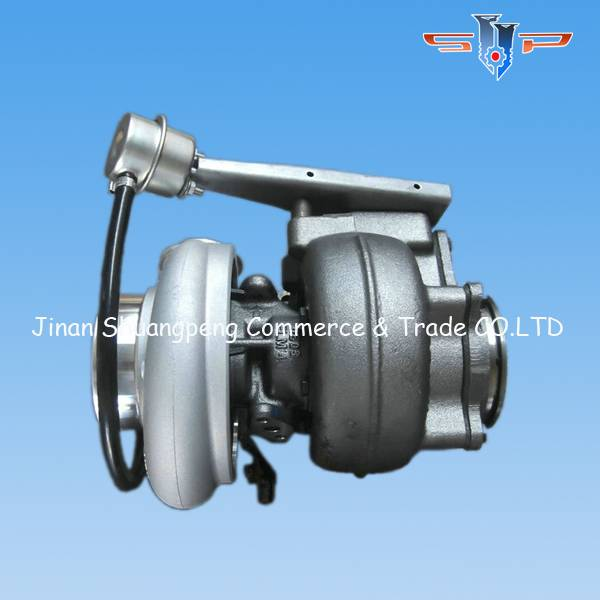 Howo engine parts supercharger