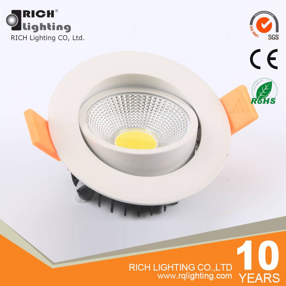 2016 new design wholesale factory supply COB led ceiling light 5w for commercial