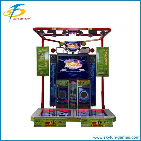 Super Dance Station 5 dancing game machine