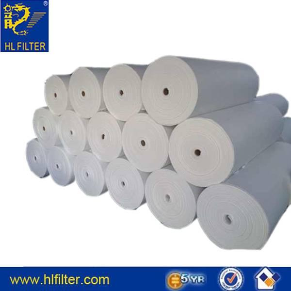 Needle felt / non woven felt compacting Acrylic nonwoven roll