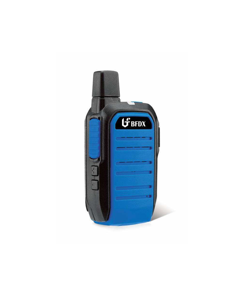 national broadband walkie talkie