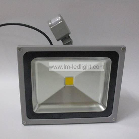 sensor foco led exterior 110V 120V 220V 230V 240V iluminacion exterior