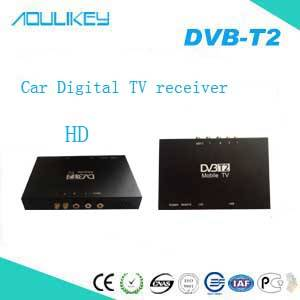 Digital Car TV Receiver with DVB-T2/ISDB-T  C002