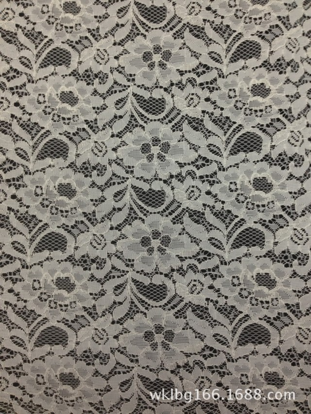 lace fabric for lady's fashion garment