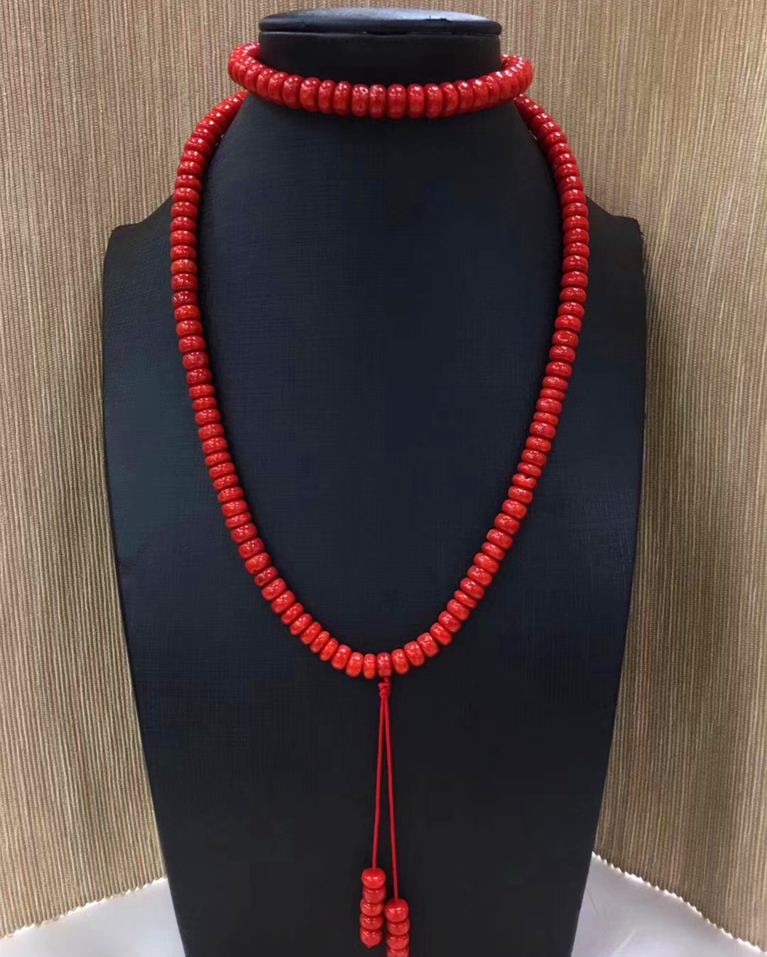 Genuine Red Coral Jewelry, AAAAA Grade
