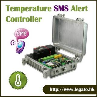 standalone temperature controller with 2 sensors.