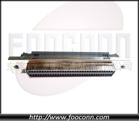 1.27mm SCSI 50Pin D-Type IDC Female